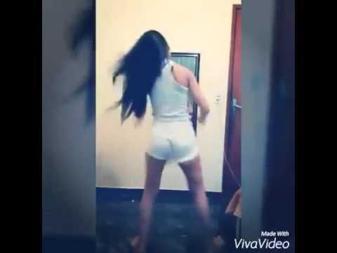 Morena Gostosa - Dançando Funk De Shortinho Novinhas Funkeiras - 2016 18