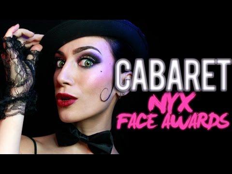 CABARET MAKEUP - NYX FACE AWARDS 2016