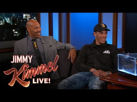Lonzo & LaVar Ball Say They Would Beat Michael Jordan