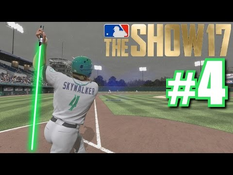 USING THE FORCE TO PULL A BALL FAIR MLB The Show 17 Road to the Show 4