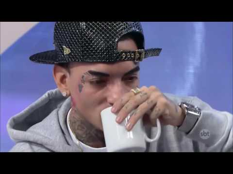 MC Guime se emociona com homenagem de MC Lon