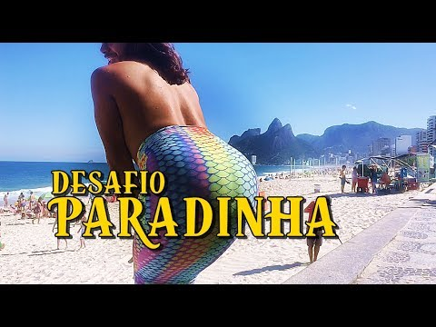 Desafio Paradinha - Anitta versão sereismo