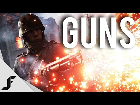 How to Unlock Guns in Battlefield 1 - Class Ranks War Bonds
