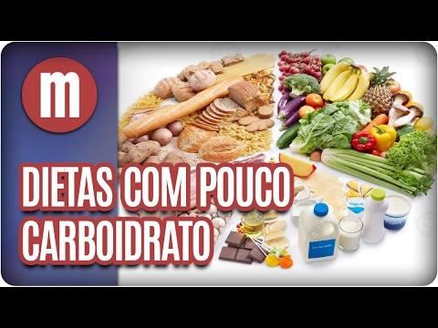 Dietas com pouco carbidrato - Mulheres 07 02 17