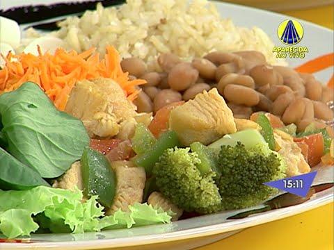 Santa Receita Alimentação saudável aprenda a montar marmitas - 24 de Setembro de 2014