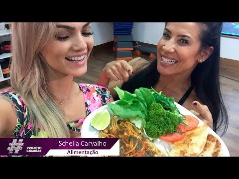 Alimentação - Scheila Carvalho - Projeto Baba Baby